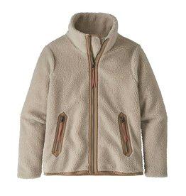 Patagonia W's Divided Sky Jacket, Natural w/Bearfoot Tan