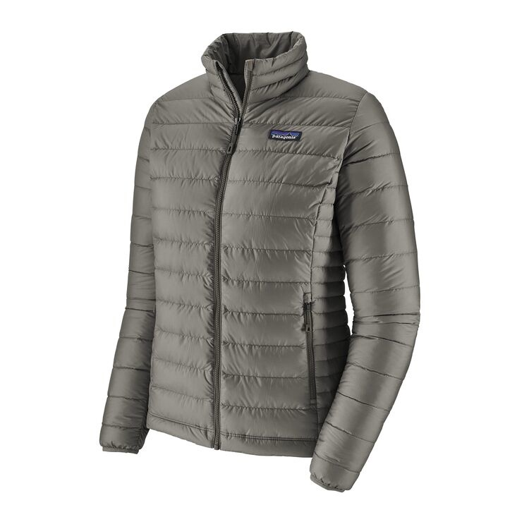 Patagonia W's Down Sweater, Feather Grey