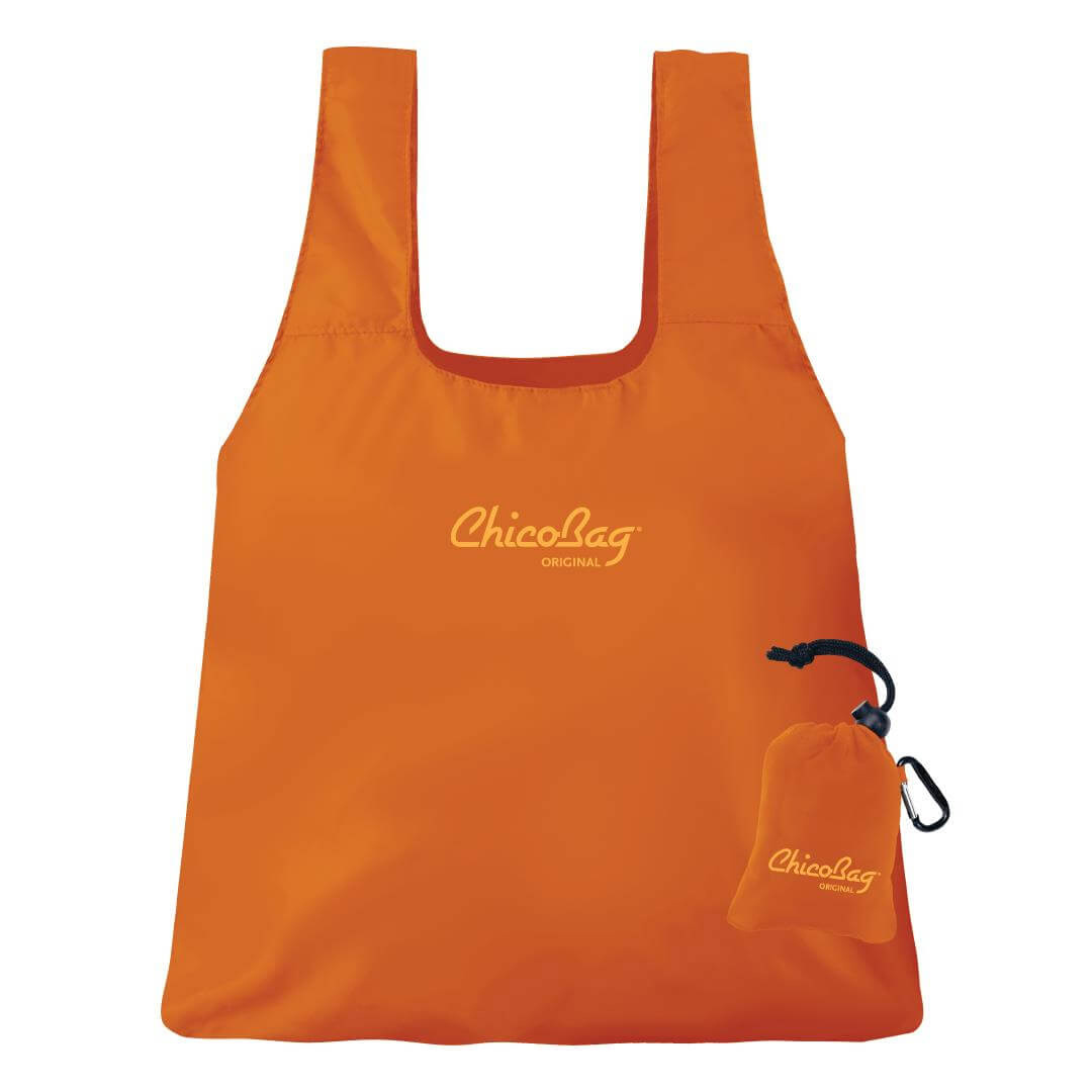 ChicoBag Original, Spring, Orange Mist