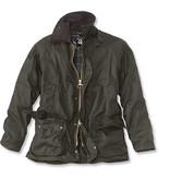 Barbour M's Classic Beaufort Wax Jacket, Olive
