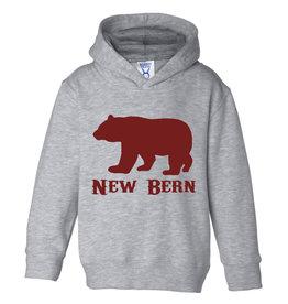 S.L. Revival Co. Kid's New Bern Bear Hoodie