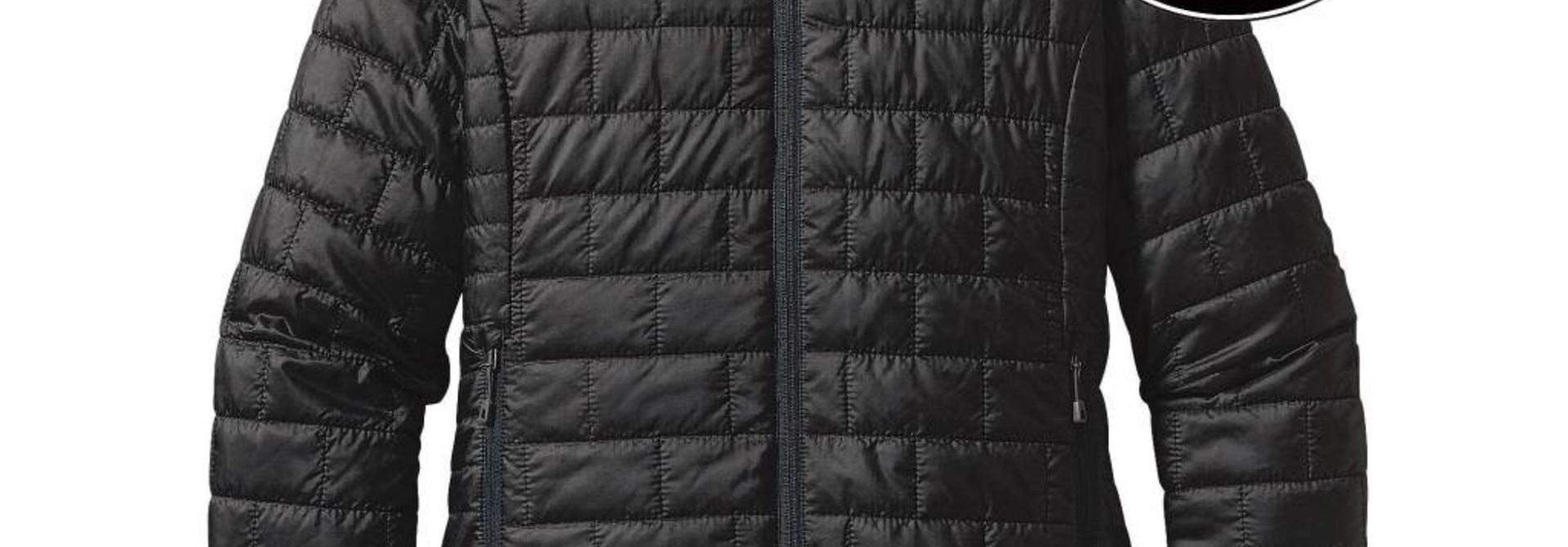 W's Nano Puff Jacket, Black