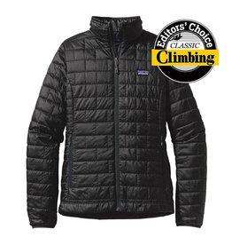 Patagonia W's Nano Puff Jacket, Black