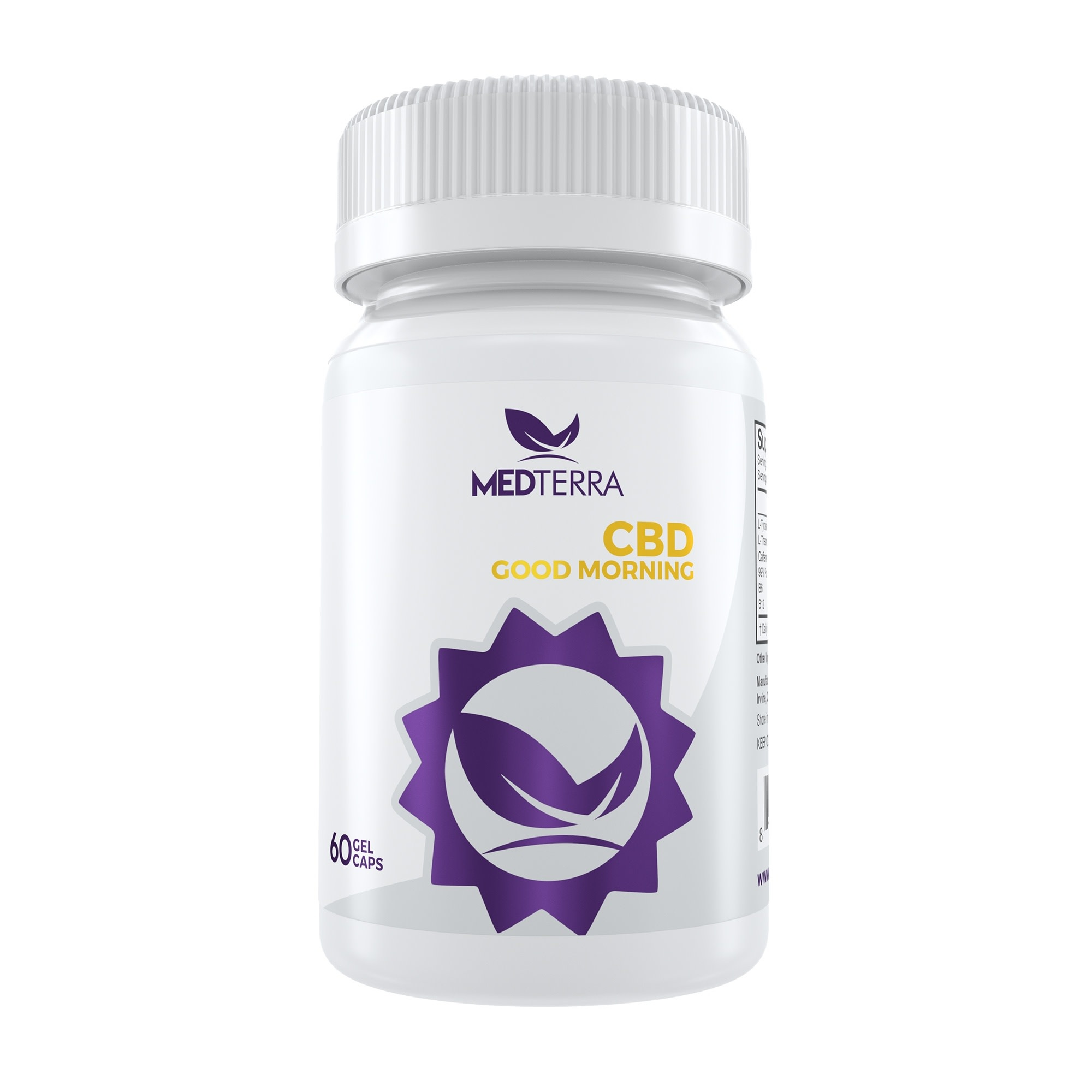 MedTerra CBD Good Morning