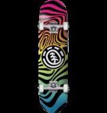 """Eastern Skate Supply Element Skateboards Warped Complete Skateboard - 8"""" x 32"""""""