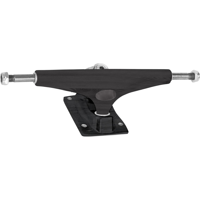 """Eastern Skate Supply Krux Trucks Standard DLK Black Stain Skateboard Trucks - 5.8"""" Hanger 8.5"""" Axle (Set of 2)"""