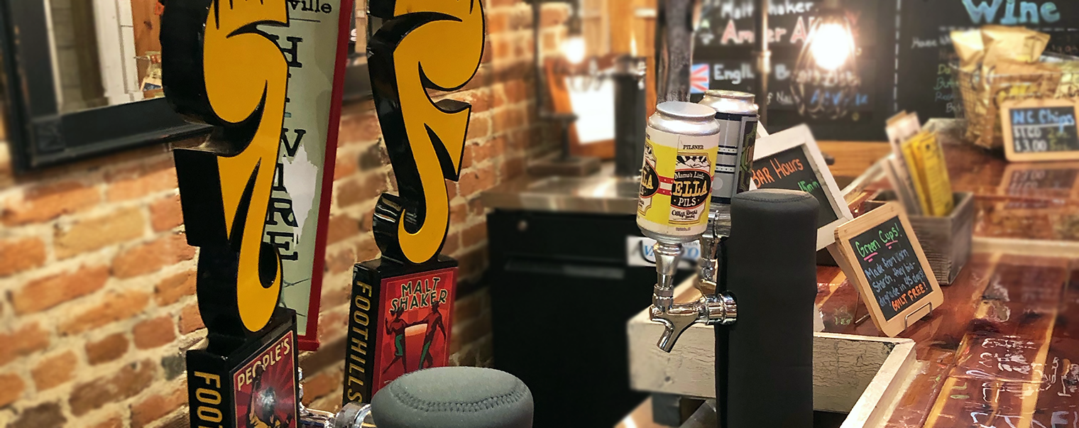 What beer is on tap at Surf Wind and Fire