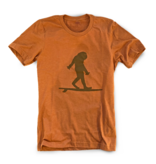 S.L. Revival Co. Surfing Sasquatch Unisex T-Shirt