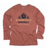Please Help Smokey L/S, Red Rocks