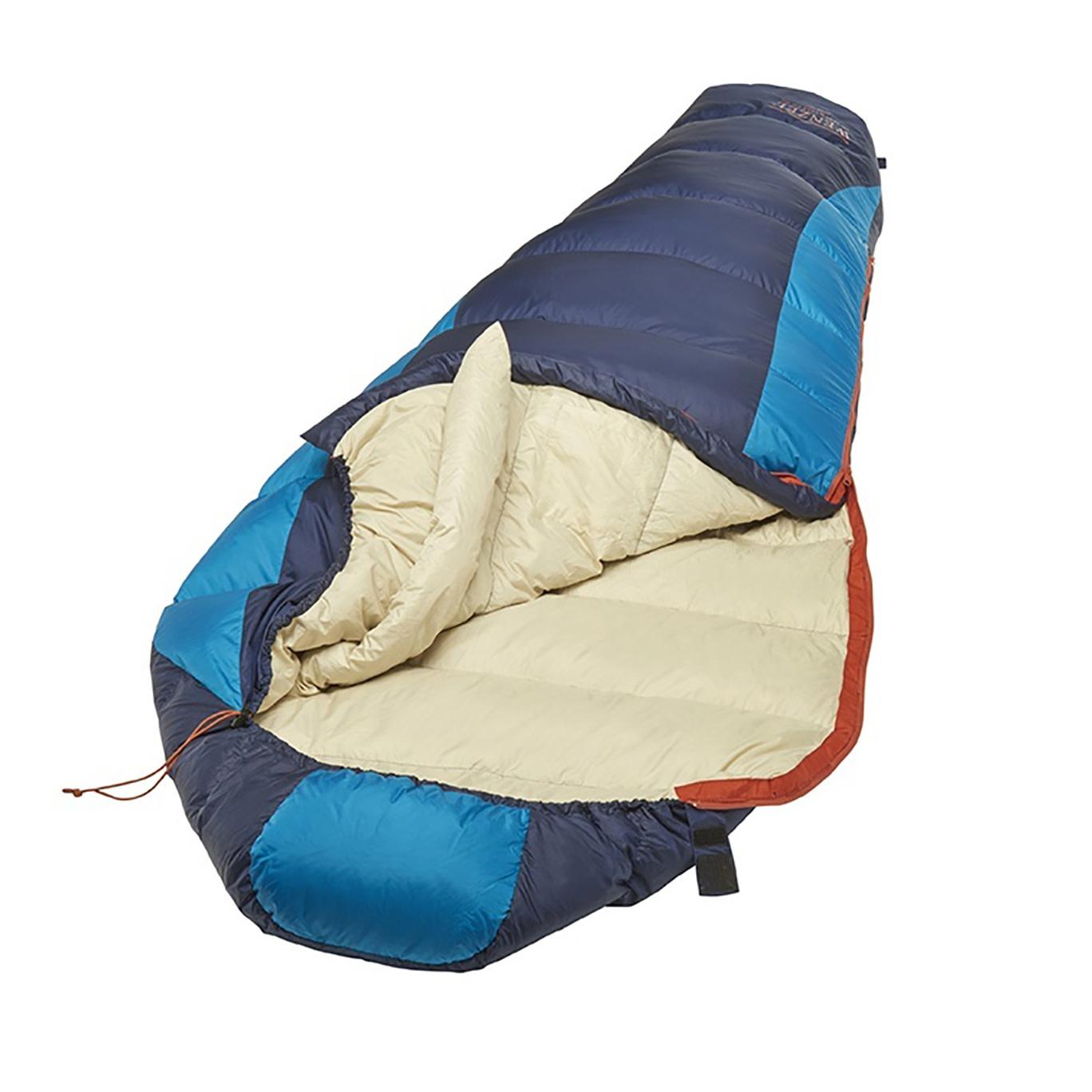 Jailbird Down Sleeping Bag 30 - 40 degree, Mummy-3