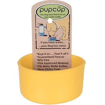 Original PupCup Yellow-1