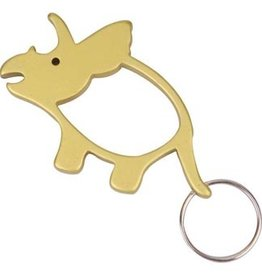 Liberty Mountain Munkees Bottle Opener, Triceratops