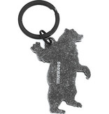 Liberty Mountain Munkees Bottle Opener, Stainless Steel Bear
