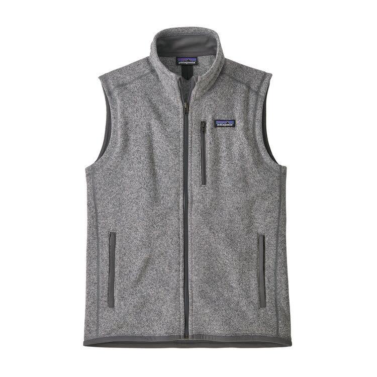 Patagonia Men's Better Sweater Vest, Stonewash