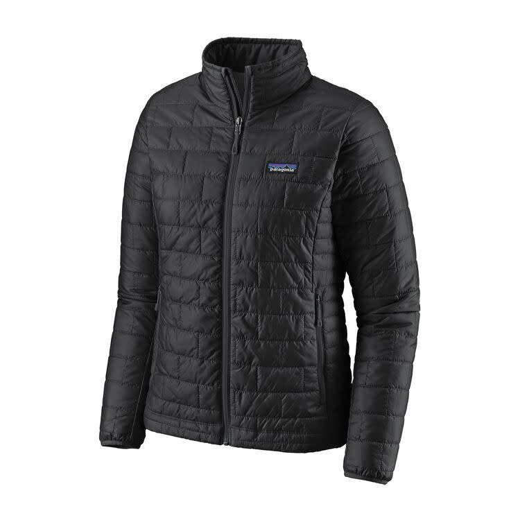W's Nano Puff Jacket, Black-2