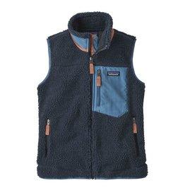 Patagonia W's Classic Retro-X Vest, Dolomite Blue