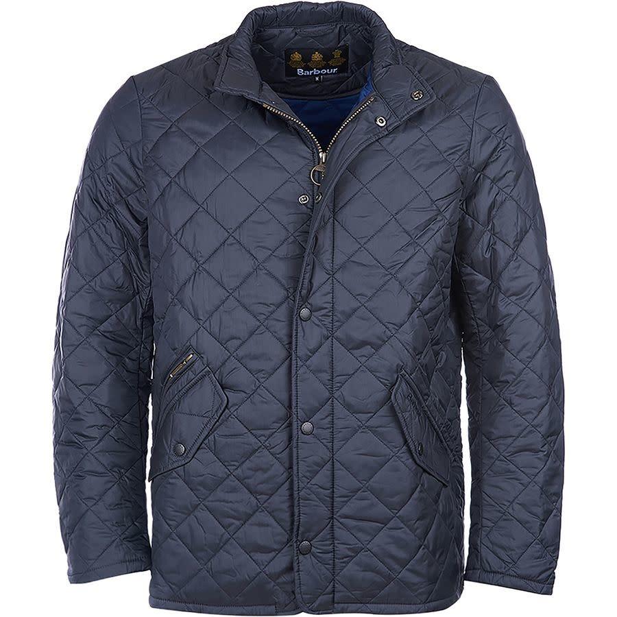 Flyweight Chelsea Quilt Jacket, Navy