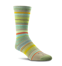 Farm to Feet Ithaca Utralight Sock Medium, Mosstone M
