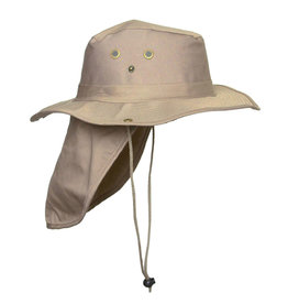 Surf, Wind and Fire Outdoor Bush Hat with Neck Flap