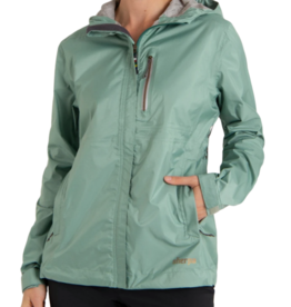 Sherpa Adventure Gear W's Kunde Waterproof 2.5-Layer Jacket, Mechi Green