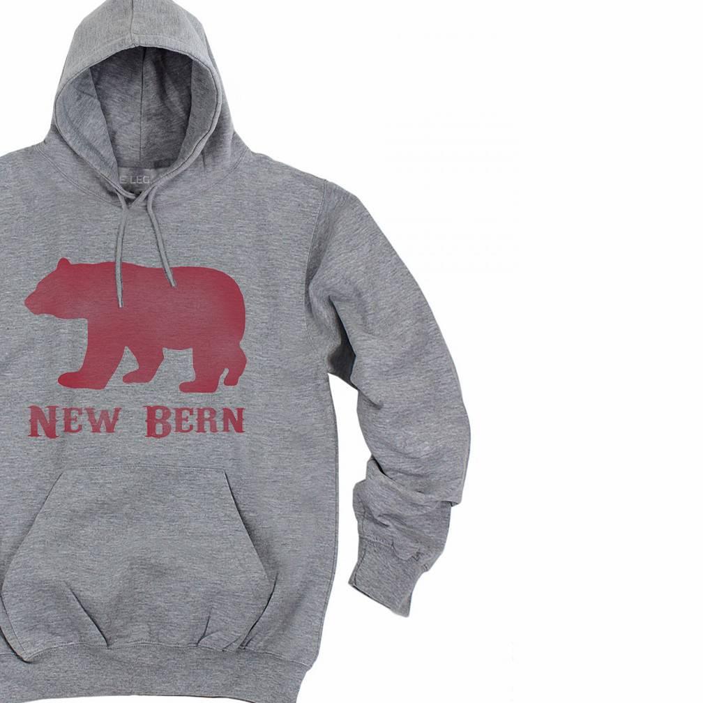 65fd5c1cb3d New Bern Bear Hoodie
