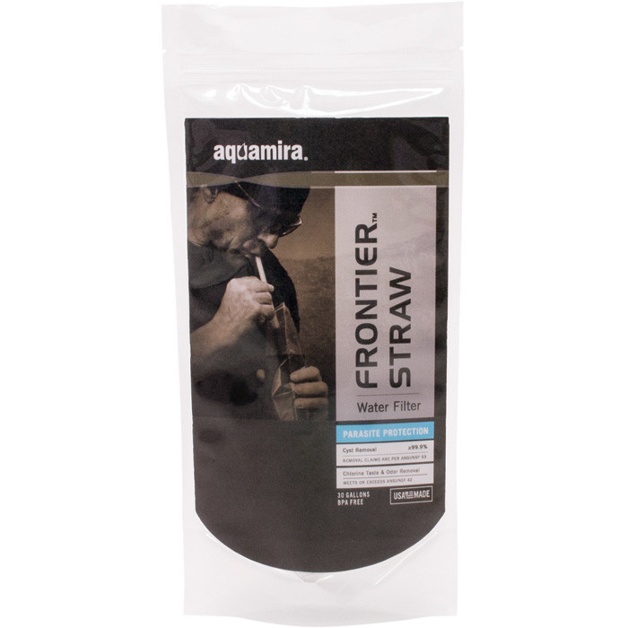 AQUAMIRA Frontier Filter Tactical Straw