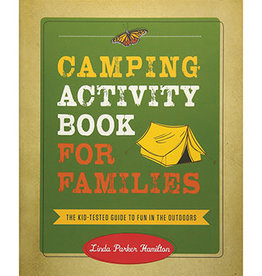 National Book Network Camping Activity Book for Families