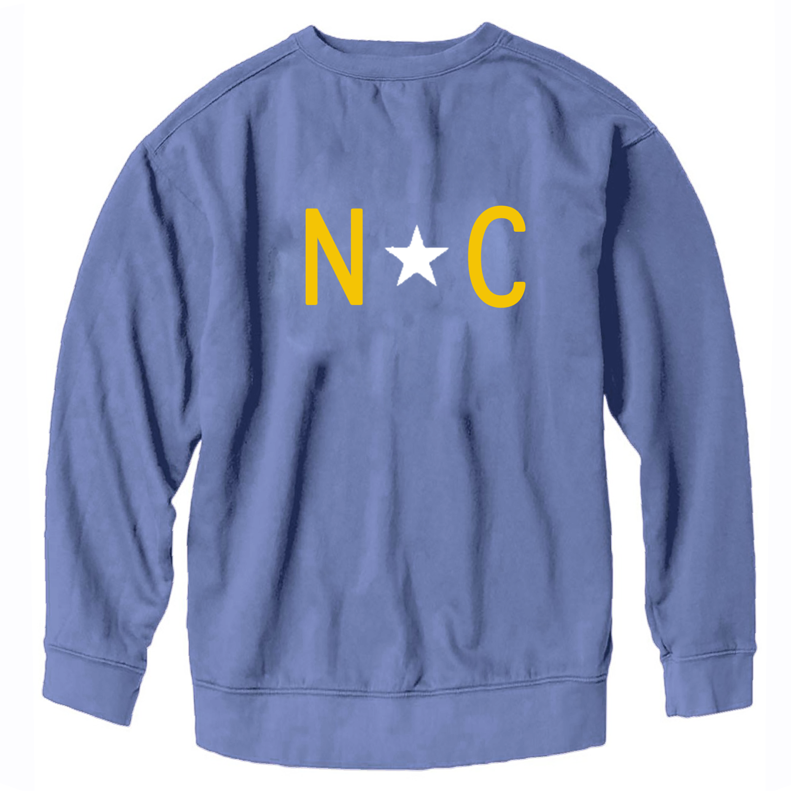 Surf, Wind and Fire N star C Banner Sweatshirt