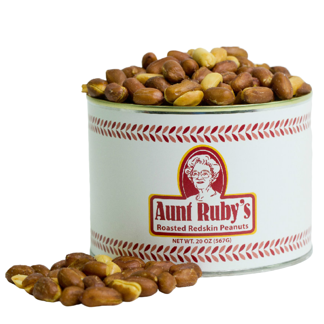 Aunt Ruby's Roasted Redskin Peanuts