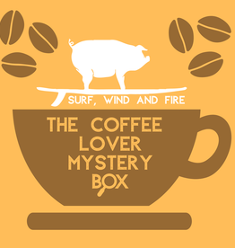 Surf, Wind and Fire The Coffee Lover Mystery Box