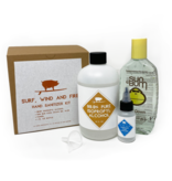 Surf, Wind and Fire Hand Sanitizer Kit