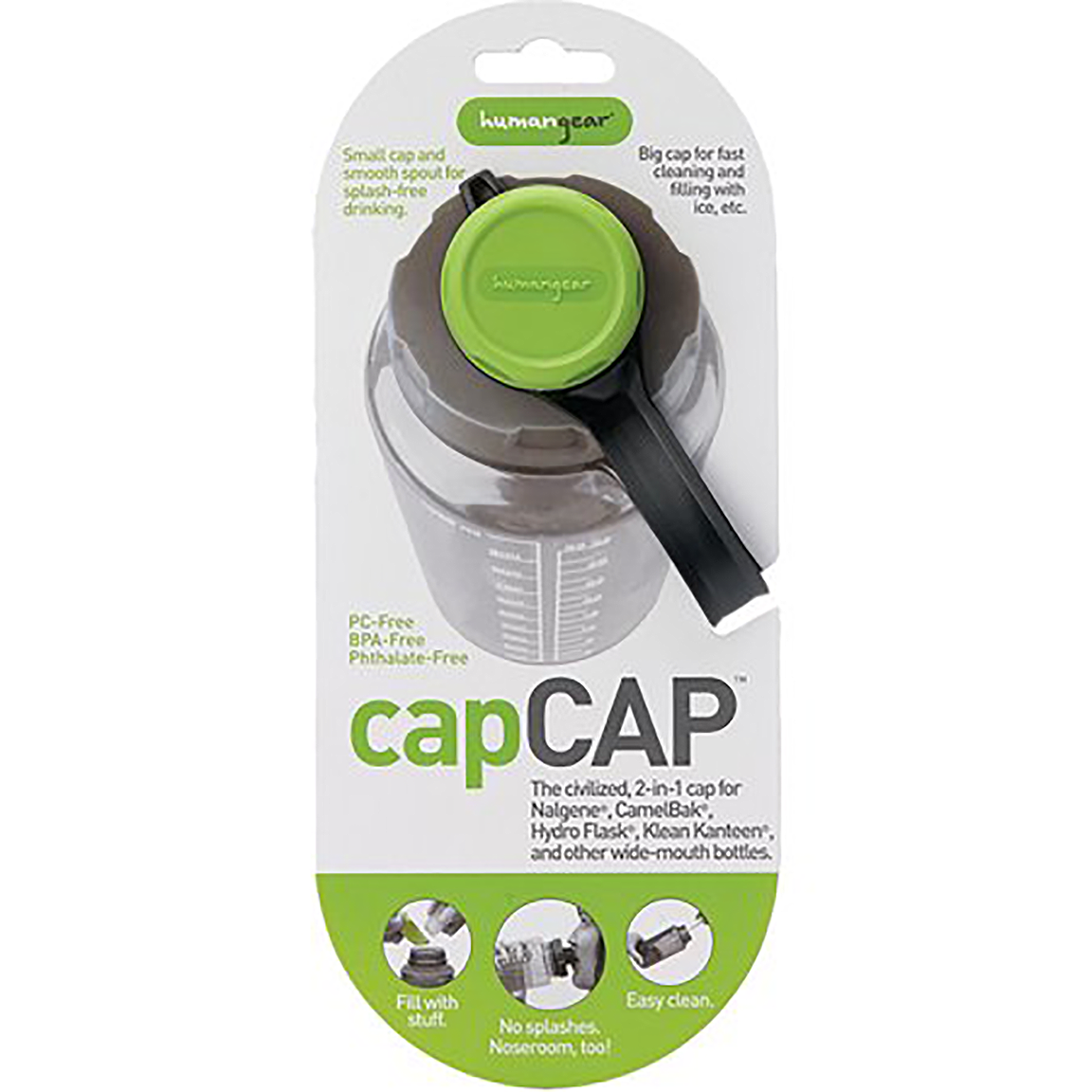 CAPCAP 2.0 GREEN/GRAY-1