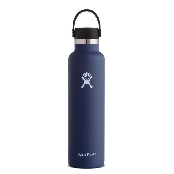 Hydro Flask 24 oz Standard Mouth w/ Flex Cap, Cobalt