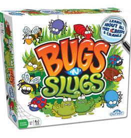 Bugs N' Slugs Game