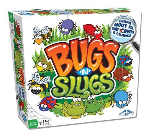 Bugs N' Slugs Game-1