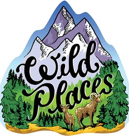 Liberty Mountain Wild Places Sticker