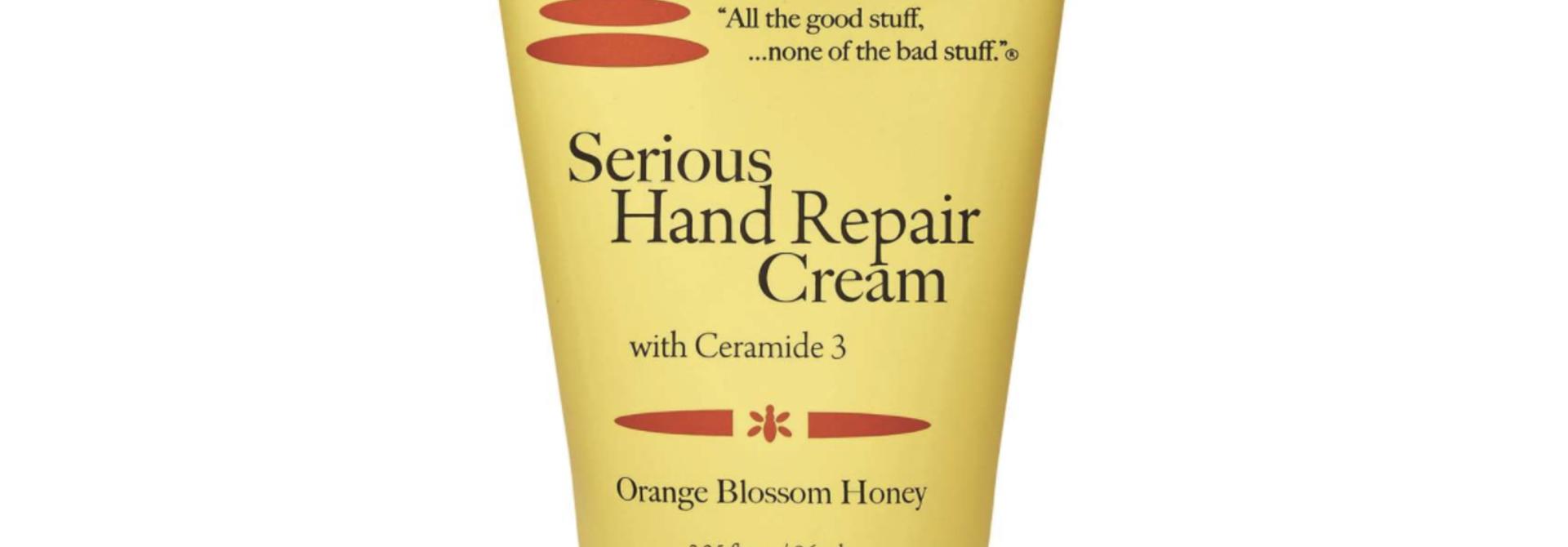Orange Blossom Honey Serious Hand Repair Cream, 3.25 oz.