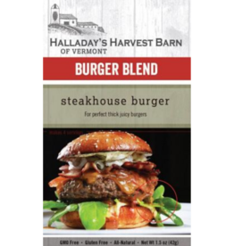 Steakhouse Burger Blend