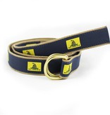 Leather Man LTD Gadsden Don't Tread on Me D-Ring Cotton Belt