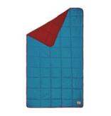 Kelty Bestie Blanket, Infinite Mountain/Deep Lake