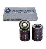 Titanium Speed Bearings