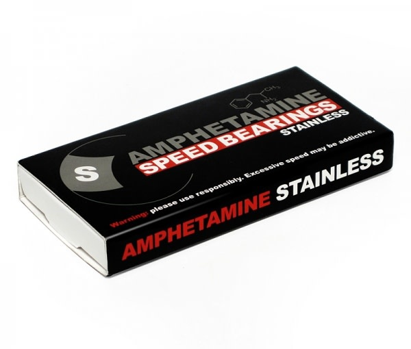 Stainless Speed Bearings