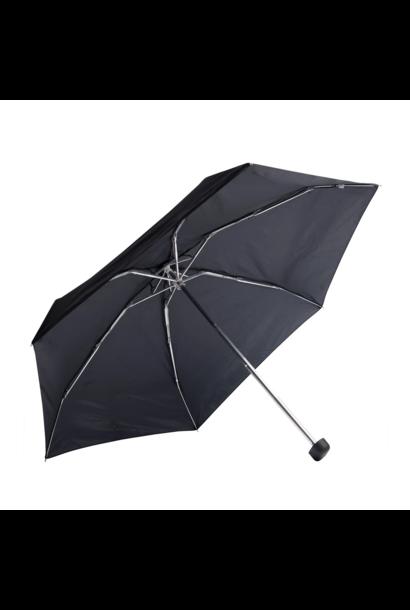 Travelling Light Pocket Umbrella, Black