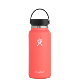 Hydro Flask 32 oz. Wide Mouth w/ Flex Cap, Hibiscus