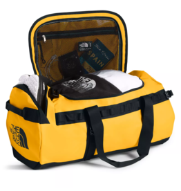 The North Face Base Camp Duffel, Summit Gold/TNF Black, Medium