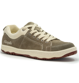 Simple Shoes OS Sneaker, Suede, Taupe
