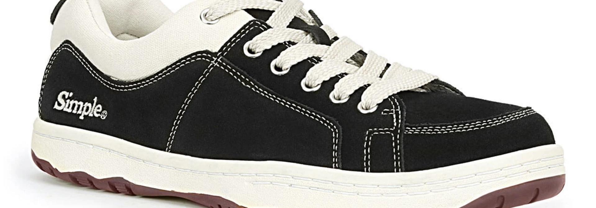 OS Sneaker, Suede, Black