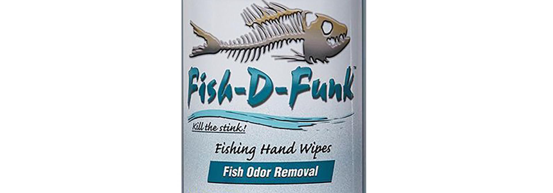 Fish D-Funk Wipes