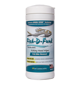 Fish D-Funk Wipes