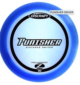 DISCRAFT Z Punisher Driver
